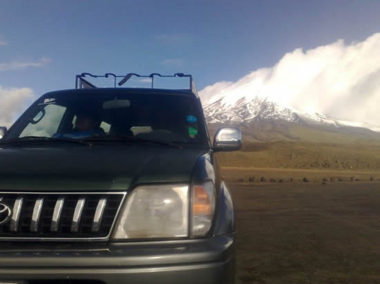 Cotopaxi  1 Day
